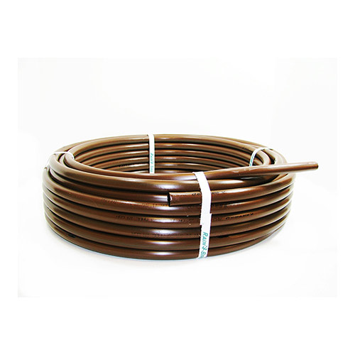 New Rain Bird XFD-06-18-100 16mm Brown Drip Line - (18in Spacing) (.61 GPH) (100ft)