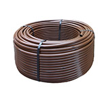 XFD-09-12-500 16mm Brown Drip Line - (12 in. Spacing) (.92 GPH) (500 feet)