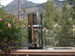 Big Berkey Water Filter, 2 Black Element