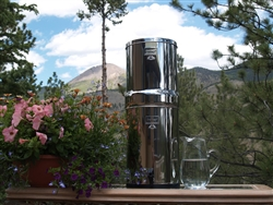 Crown Berkey Water Filter, 2 Black Element