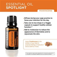 Frankinsense Essential Oil