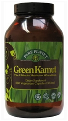 Green Kamut Powder, 90 grams