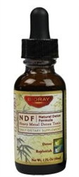 NDF, 4 pack of 1 oz Bottles