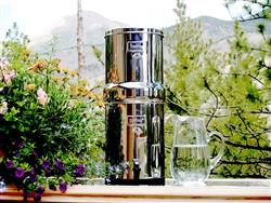 Royal Berkey Water Filter, 2 Black Element