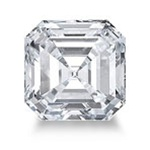 Diamond Essence Asscher Cut Loose Stone