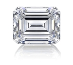 This Emerald Cut Loose Stone is very popular to mount on your choice of Rings! At $18/Carat, it is very affordable without compromising the quality and beauty!