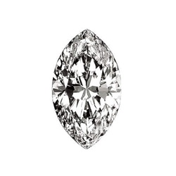 Brilliant Fire and dazzle is the core essence of this supreme marquise cut Diamond Essence Loose Stone.