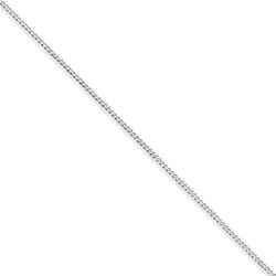 Sterling Silver 1.75mm Curb Chain