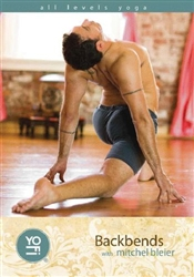 Yo Fi Wellness Backbends DVD with Mitchel Bleier