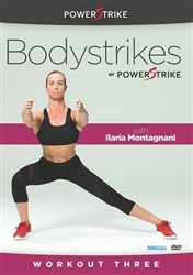 PowerFit 5 DVD set with band - Stephanie Huckabee
