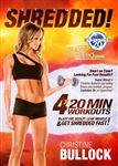 Get Super Shredded by Evolution 20 - Christine Bullock