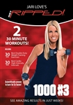 Jari Love Get Ripped 1000 #3 - the Boomer Workout DVD