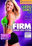 The Firm Cardio Dance Club DVD