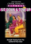 Chair Dancing Sit Down and Tone It Up  - Jodi Stolove