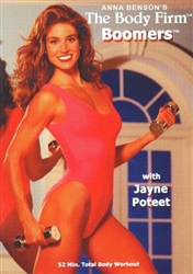The Firm Boomers DVD - Jayne Poteet