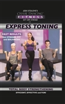 Ellen Barrett Live Sleek Sculpt Express DVD