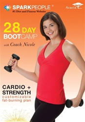 Spark People 28 Day Bootcamp DVD