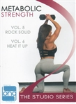 Metabolic Strength 5 & 6 Tracie Long Fitness - The Studio Series