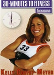 Kelly Coffey-Meyer 30 Minutes To Fitness Kickboxing DVD