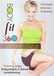 Michelle Dozois Body Fit 360 DVD