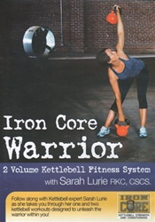 Iron Core Warrior DVD Sarah Lurie
