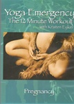 YOGA JOURNAL AND LAMAZE YOGA FOR YOUR PREGNANCY DVD