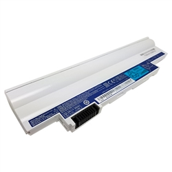 3 Cell Acer Aspire One D255 D260 722 ZE6 Netbook Battery  AL10A31 AL10B31 White