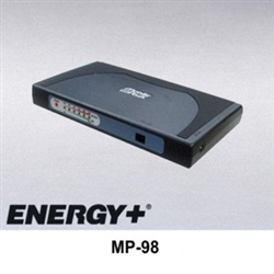 Universal 98 Whr External Portable Battery Pack for Laptops