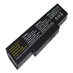 Asus  S62 Battery