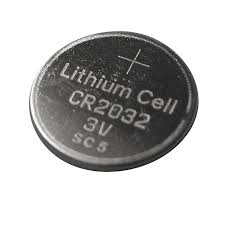 CR2032 Coin Cell Lithium Battery