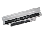 Dell Mini 10 1012 1012n 1012v netbook notebook Battery White