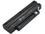 6 Cell Dell Mini 10 1012 1012n 1012v netbook notebook Extended Run Battery Black