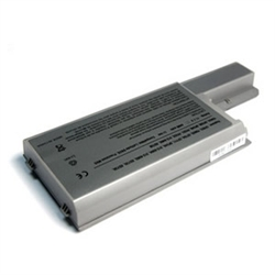 Dell Latitude D830 6 Cell Laptop Battery 451-10308, 312-0393, 312-0394, 312-0401, 312-0402, 451-10309 , 451-10326, 451-10327, CF623, CF704, CF711 , DF192, DF249 , XD739, YD623, YD626