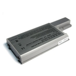 Dell Latitude D840 6 Cell Laptop Battery 451-10308, 312-0393, 312-0394, 312-0401, 312-0402, 451-10309 , 451-10326, 451-10327, CF623, CF704, CF711 , DF192, DF249 , XD739, YD623, YD626