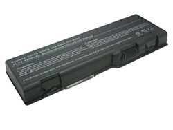 80 WHr 9-Cell Lithium-Ion Battery for Dell Inspiron 9200 Laptop