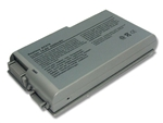 Dell Latitude D500 6 Cell Laptop Battery 312-0090, 451-10133, 9X821, 312-0068, 312-0084, 4M983, 3R305, BAT1194, 1X793, 315-0084