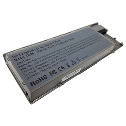 Dell Latitude D631 laptop battery 312-0383 3120383 312-0384 312-0386 JD634 JD648 PD685 PD685  RD301 TC030 TD117 TD175 UD088
