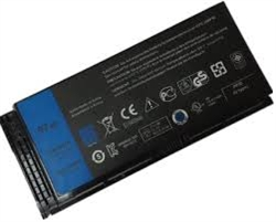 6-Cell Primary Battery for Dell Precision Mobile M4600 M4700 M4800 M6600 M6700 M6800