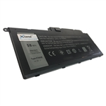 Dell inspiron 7537 7737, F7HVR, T2T3J, 451-BBE0 laptop battery replacement