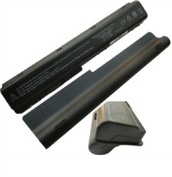 HP Pavilion dv7 dv7t dv8 dv8t Extended Run Battery