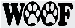 Laptop Decals-Pets/Animals-Woof