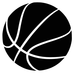 Laptop Decals-Sports-Basketball