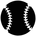 Laptop Decals-Sports-Baseball
