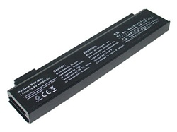 MSI MegaBook L710 L715 L720 L725 L730 L735 L740 L745 M520 M522 laptop battery netbook batteries 957-N0111P-004, BP-LC2200/32-D1 A, BTY-S12