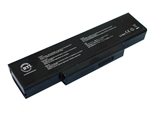 Sager BTY-M66 BTY-M67 BTY-M68 Laptop Battery