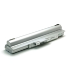 Sony Vaio VGP-BPL13/S Extended Run Battery for VGN-CS VGN-FW series Computer Battery Replacement VGP-BPL13A/S Silver