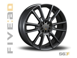 Prius Custom Wheel Accessories by 5 Axis