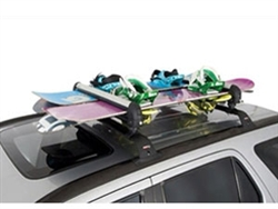 Snowboard and Ski Carrier
