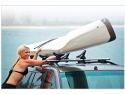 Prius C Roof Rack for Kayaks and Canoes