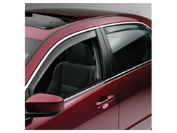 2010-2014 Prius In Channel Side Window Deflectors